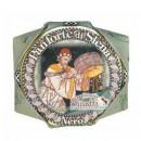 Pasticcerie Sinatti Nero Panforte in Paper Gift Wrap