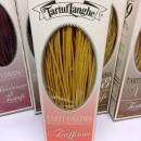 TartufLanghe-Tartufissima – Tagliolini pasta with Saffron and Truffle