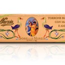 Sorelle Nurzia Soft White Nougat with Almonds and Amaretti