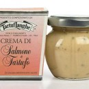 TartufLanghe Salmon and Truffle Cream Sauce