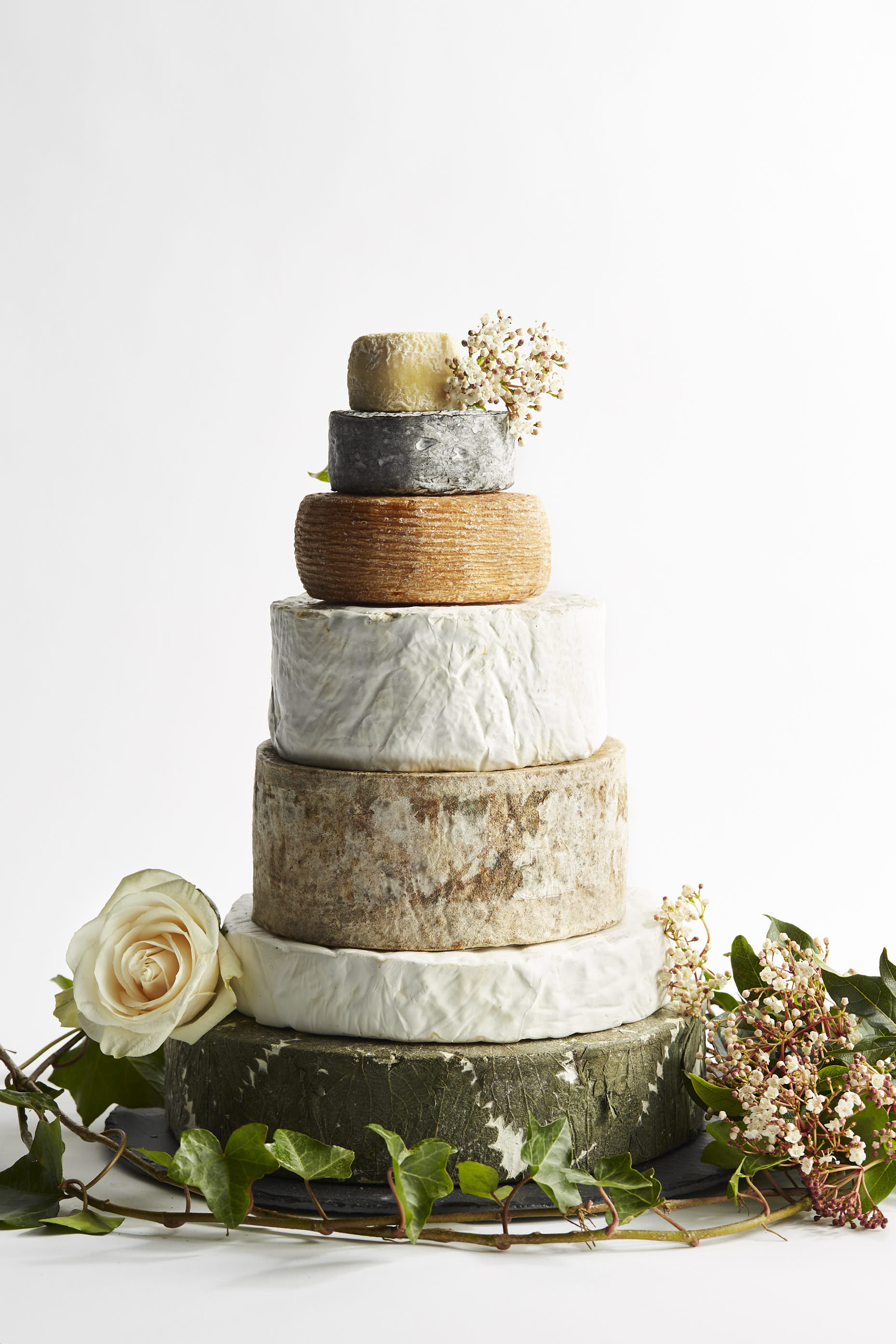 Citadel Cheese Wedding Cake - Formaggi OcelloFormaggi Ocello