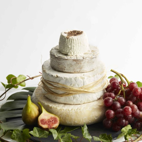 Decadence Cheese Wedding Cake