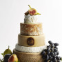 Rustic Cheese Wedding Cake Ocello