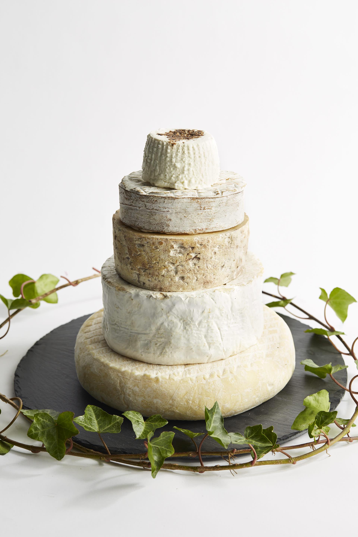 The Royal Cheese Wedding Cake Ocello - Formaggi OcelloFormaggi Ocello