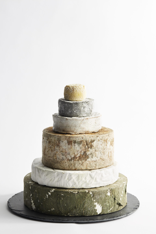 The Union Cheese Wedding Cake Ocello - Formaggi OcelloFormaggi Ocello