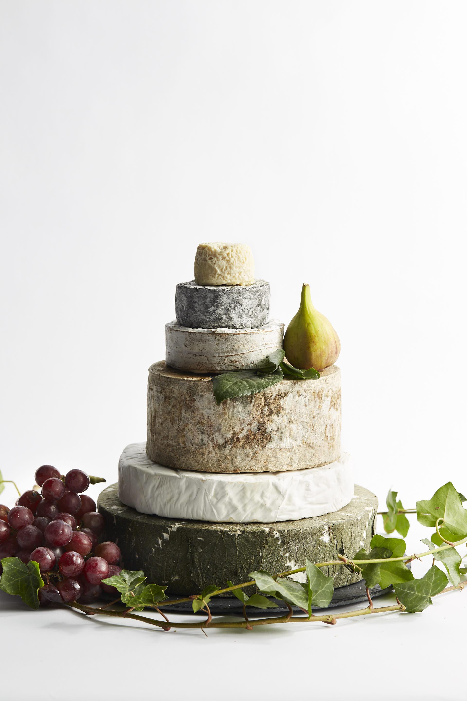 The Union Cheese Wedding Cake - Formaggi OcelloFormaggi Ocello