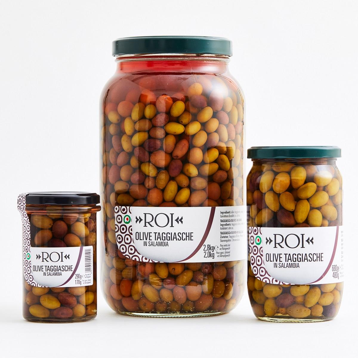 Olives & Antipasti