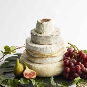 Decadence Cheese Wedding Cake Ocello