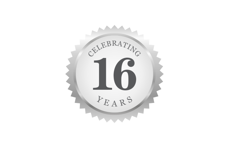 Ocello -Celebrating 16 years