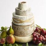 Vintage Cheese Wedding Cake Ocello